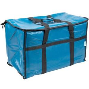 Blue Insulated Vinyl Food Pan Carrier *RESTAURANT EQUIPMENT PARTS SMALLWARES HOODS AND MORE*