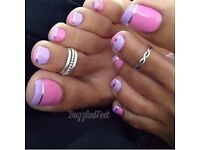 Manicure&pedicure gel