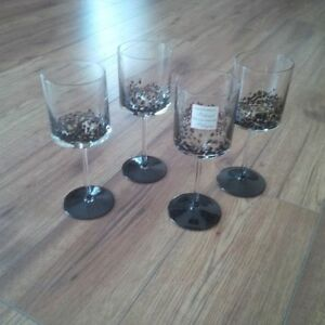 BNIB - Wine Glass Set and Martini Set