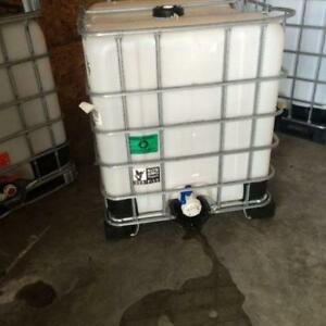 250 Gallon Food Grade Water Totes in Abbotsford, B.C.