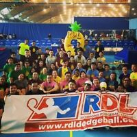Come play dodgeball in Richmond!