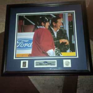 wayne walter gretzky ford photo picture