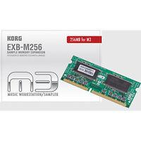 256MB Sample Memory Expansion for KORG M3 PA3x PA2x EXB-M256