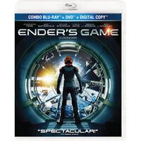 ENDER'S GAME (Stratégie Ender) en combo Bluray /DVD (francais)