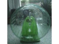 Animal exercise wheel medium size