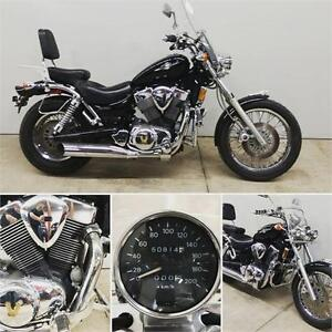 2006 Suzuki S83 Intruder  1400cc Lots of Chrome and Mustang Seat