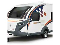 2021 Swift Basecamp 4 SE New Caravan