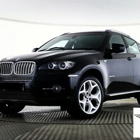 BMW X6 for hire Self Drive low rates