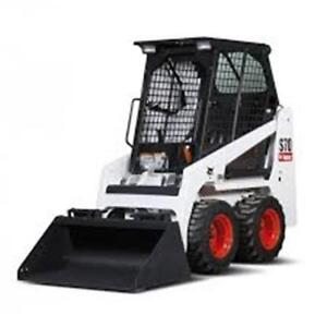 2014 bobcat S70 Skidsteer for sale, Low hours