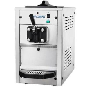 Soft Serve Ice Cream Machine with 1 Hopper - 110V . *RESTAURANT EQUIPMENT PARTS SMALLWARES HOODS AND MORE*
