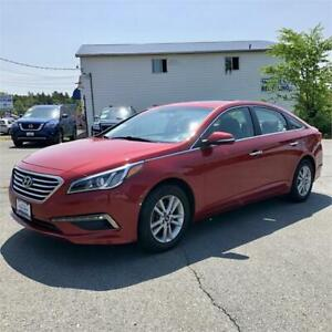 2017 Hyundai Sonata 2.4L GLS w/back up camera/heated seats