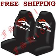 Bronco Seat Covers