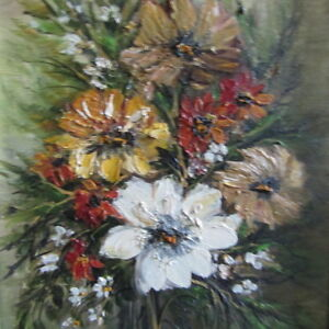 Framed Painting by E. Malleck Kitchener / Waterloo Kitchener Area image 2