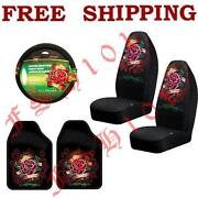 Ed Hardy Car Seat Covers