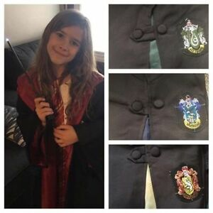Brand new Harry Potter Hogwarts school robes, all sizes