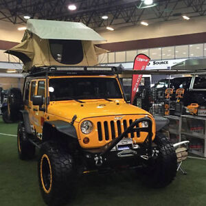ROOFTOP OR TRUCK MOUNTED TENTS BY ARB AT CAP-IT