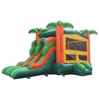 INFLATABLE PARTY FUN BOUNCERS / BOUNCY CASTLES (SUMMER PROMO)