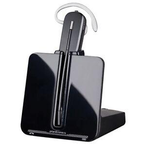 Plantronics Wireless Headset System (CS540)