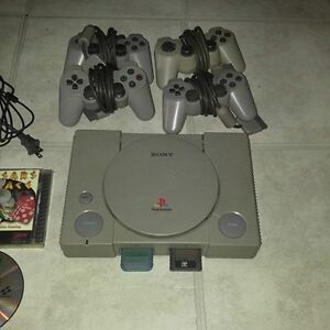 VINTAGE SONY PLAYSTATION