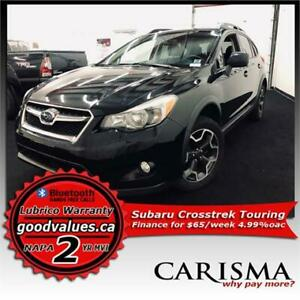 The One You Want~ Subaru XV Crosstrek Touring ~ MVI & Warranty