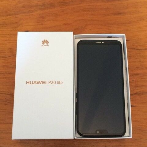 low cost d1fe6 730a9 Huawei P20 lite boxed + case on ee | in Stratford, London | Gumtree