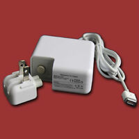 Chargeur Macbook Pro Air (Magsafe 1 & 2) 60w 85w Charger