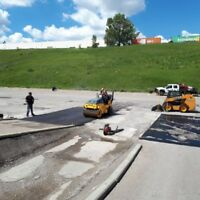 PAVING REPAIRS - GET YOUR FREE ESTIMATE TODAY!