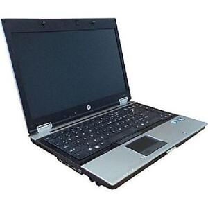 "HP EliteBook 8440P Laptop, 14""LED, 2.40GHz Intel Core i5-520M, 2"