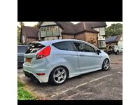 mk 7 Ford Fiesta coilovers