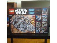 UNBOXED LEGO 75105 Millennium Falcon™