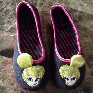Disney Tinker Bell Slippers - New