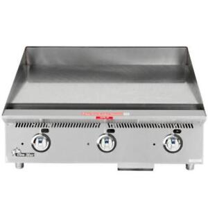 Star 836MA Ultra Max 36 Countertop Gas Griddle w Manual Control *RESTAURANT EQUIPMENT PARTS SMALLWARES HOODS AND MORE*