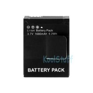 AHDBT-301 1680mAh Battery Pack for GoPro HERO 3 3+ Camera GP36