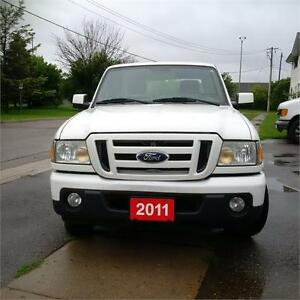 2011 Ford Ranger XL.2WD. Certified. Call 9054322277