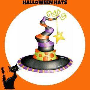 Halloween Hats ✶ $5 to $10