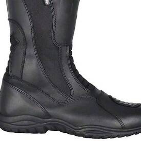 Oxford tracker motorbike boots