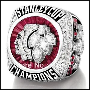 Calgary Flames, LA Kings, Flyers, Leafs,Chicago Blackhawks rings Regina Regina Area image 1