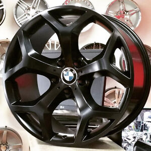 """BMW X5 X6 18"""" winter wheel &tire packages from $1200 9056732828"""