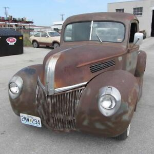 Looking for a 1940-41 Ford Pickup
