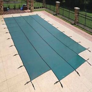 Safety Pool Cover for 18 x36 With stairs