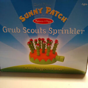 New Sunny Patch Grub Scouts Sprinkler Cambridge Kitchener Area image 3
