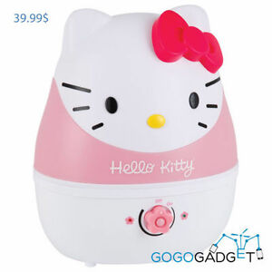 Humidificateur Hello Kitty Ultrasonic Cool Mist Humidifier