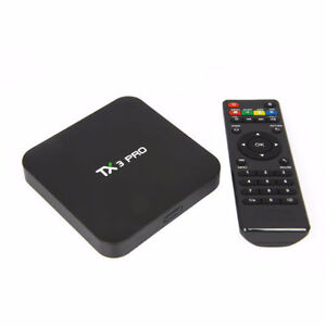 TV BOX With 6 Months FREE UPGRADE PROGRAM