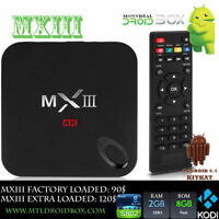 MXIII MX3 MX III Quad Core S802 2GB Android TV Box KODI XBMC
