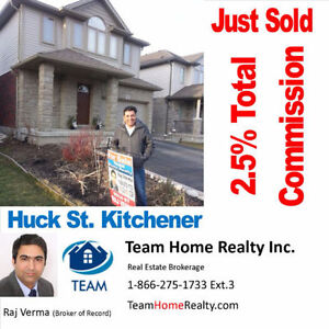 Realtor Services at Discounted Fee Cambridge Kitchener Area image 3