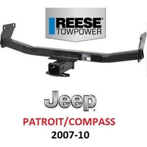 """NEW REESE TOWPOWER CLASS III HITCH 51085 188406169 2"""" SQUARE TUBE RECEIVER JEEP COMPASS PATRIOT"""