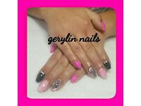 Nail technician in Norwich -Gel polish , Acrylic and Gel extensions