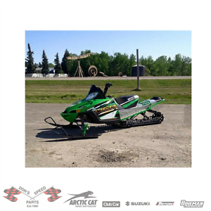 PRE-OWNED 2010 ARCTIC CAT M8 153 HCR @ DON'S SPEED PARTS
