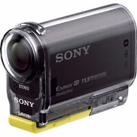 HDR AS20 - Sony action camera