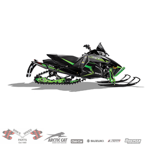 NEW ARCTIC CAT 2016 ZR 8000 129 EL TIGRE E.S @ DON'S SPEED PARTS